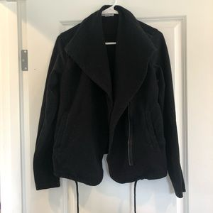 James Perez Black Jacket